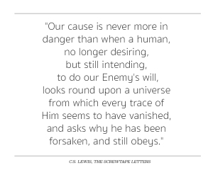 C.S. Lewis - The Screwtape Letters